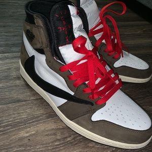 Nike shoes Travis Scott